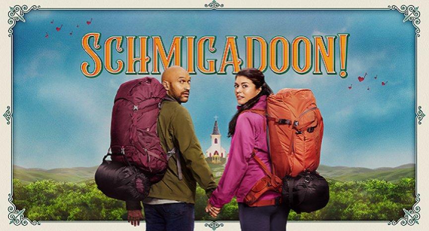 週末躲高溫!看Apple TV+音樂喜劇《歡迎來到施米加多!》笑鬧過夏天