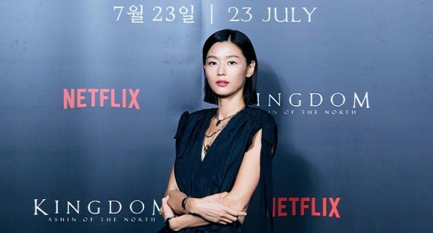 女神全智賢為《屍戰朝鮮:雅信傳》變身神射手!自爆最大願望只想賴床一整天
