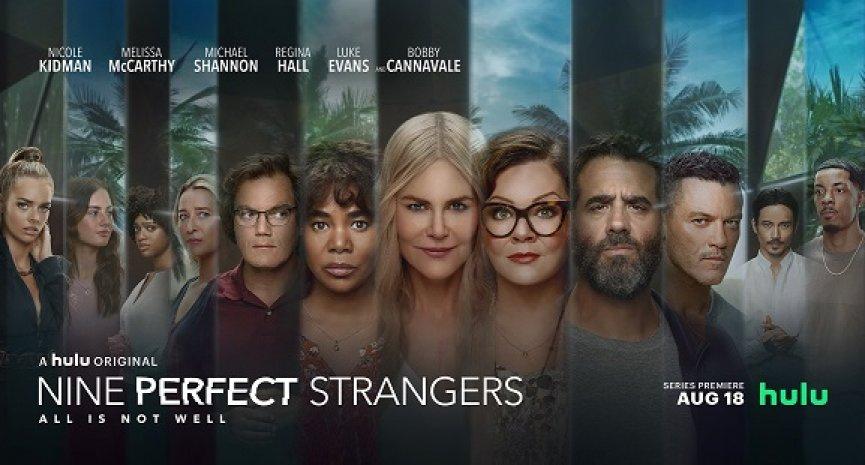 妮可基嫚幫助《九位完美陌生人》療傷?Hulu迷你影集公開完整版預告