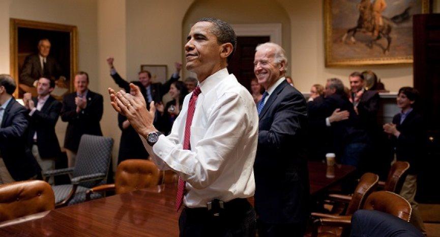 剖析歐巴馬從政之旅!紀錄片《歐巴馬說了算》獨家上線HBO GO