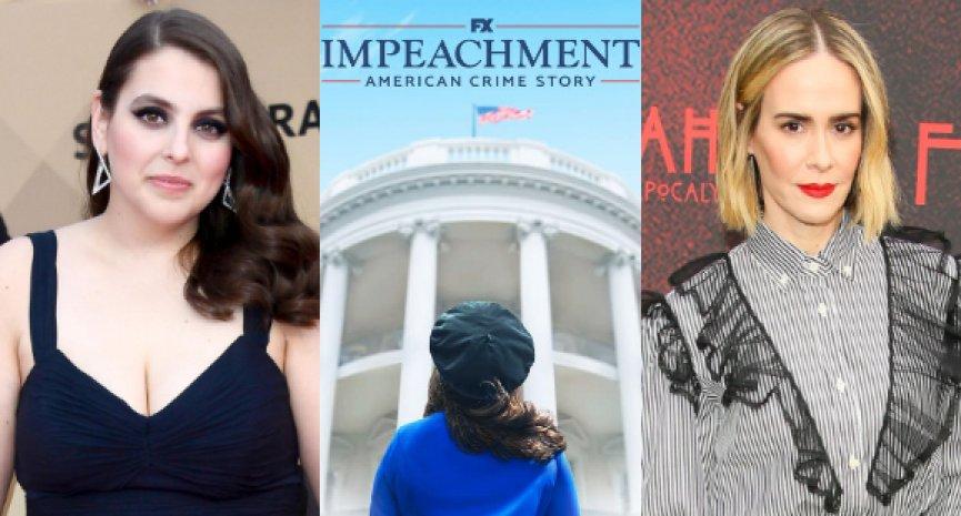 《美國犯罪故事》第三季首曝預告!莎拉保羅森成「柯林頓彈劾案」關鍵人物