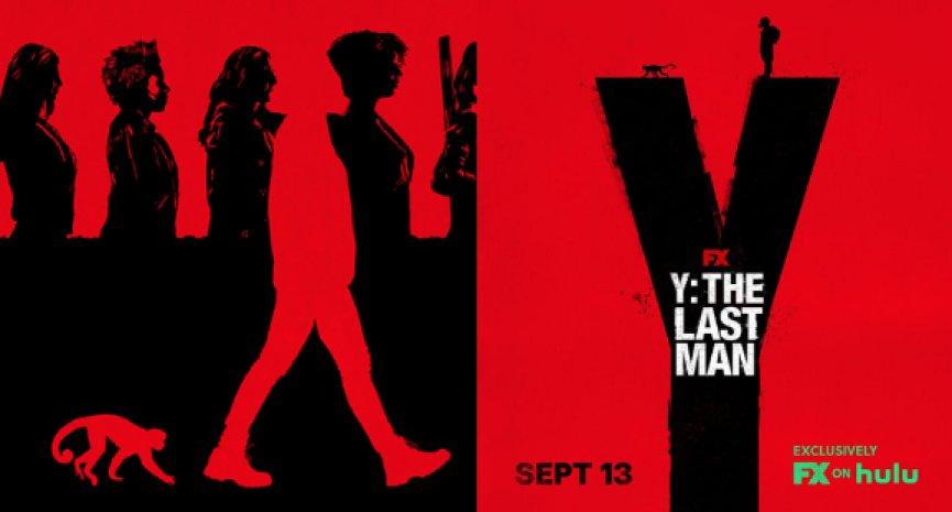 全球男性離奇死亡!漫畫改編美劇《Y:世上最後一位男人》預告上線