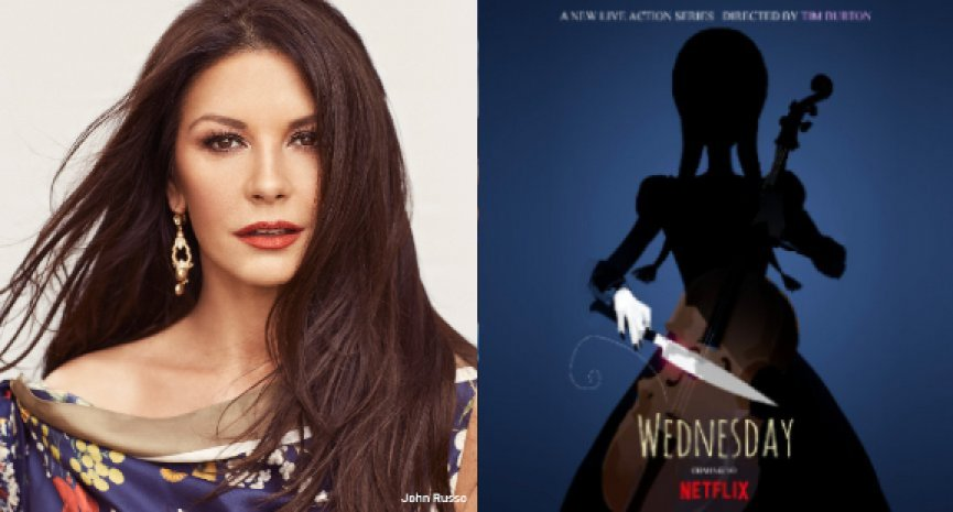 Netflix「阿達一族」影集《Wednesday》找到女主人!凱薩琳麗塔瓊化身成魔蒂夏