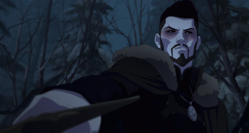 揭開狩魔獵人的起源!Netflix發布《獵魔士:狼之惡夢》正式預告