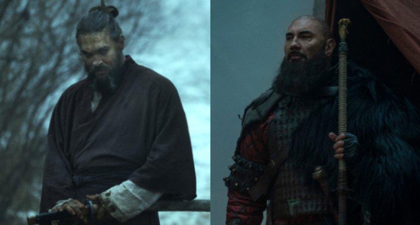 《末日光明》第二季開戰!傑森摩莫亞對打「毀滅者」戴夫巴蒂斯塔