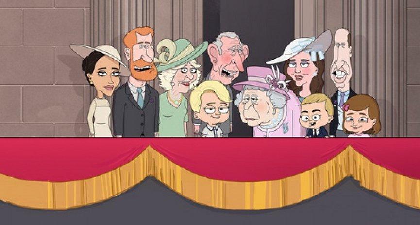 HBO Max動畫《The Prince》引爭議!網友批醜化已故菲利普親王