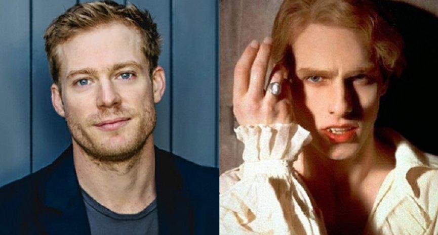 《夜訪吸血鬼》影集首位選角公開!《暴亂夜》澳洲男星成為「萊斯特」