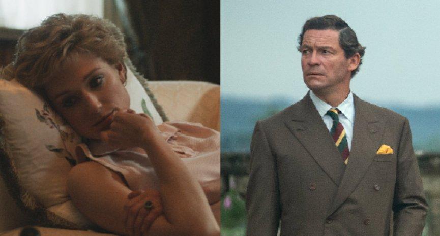 Netflix《王冠》公開第五季新劇照!網友大讚《天能》女星「黛安娜王妃」扮相