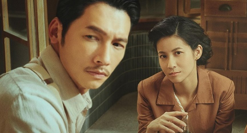 台劇《茶金》再發新版前導預告!溫昇豪、連俞涵「大叔蘿莉戀」閃瞎粉絲