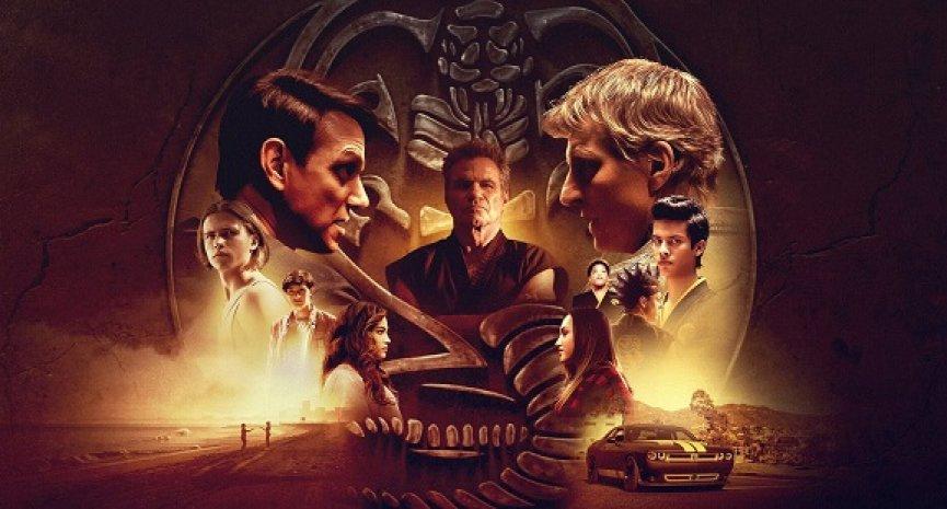 第四季上線前獲續訂!Netflix確定推出美劇《眼鏡蛇道館》第五季