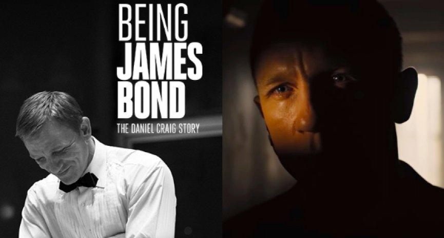 回顧丹尼爾克雷格的007龐德旅程!Apple TV獨家免費串流播映《Being James Bond》