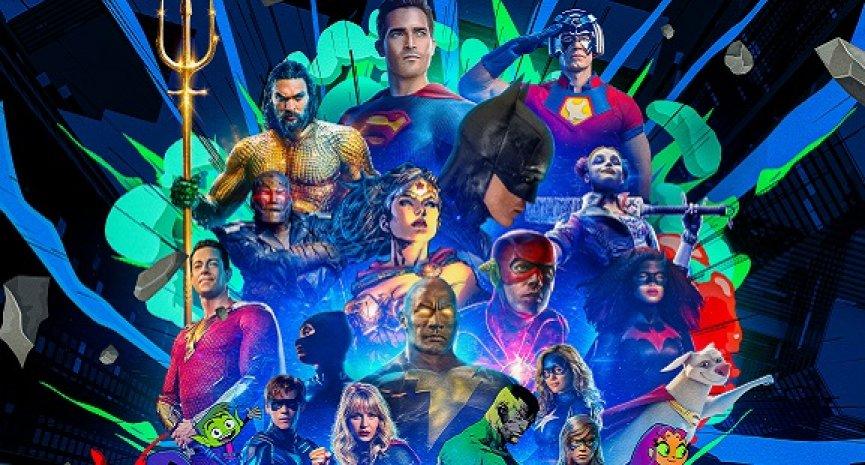 DC粉絲看過來!DC FanDome 2021年度盛會曝《蝙蝠俠》《閃電俠》全新預告