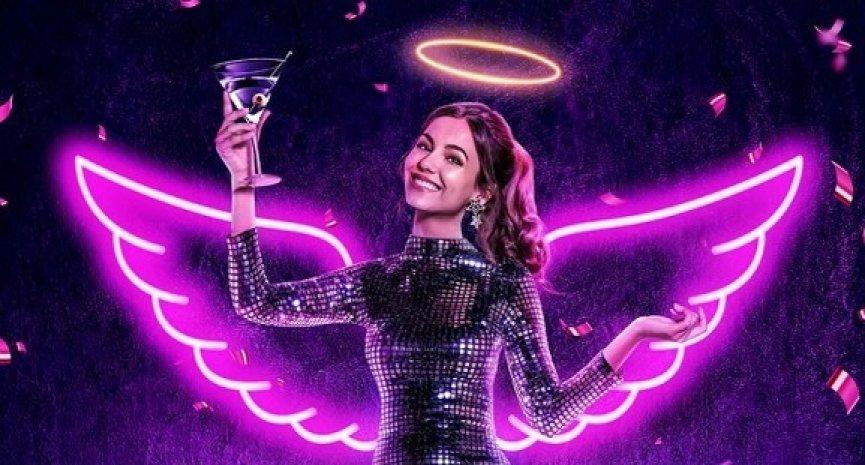 Netflix奇幻喜劇《社交女王的升天之旅》!花蝴蝶「跑趴猝死」懺悔才能上天堂