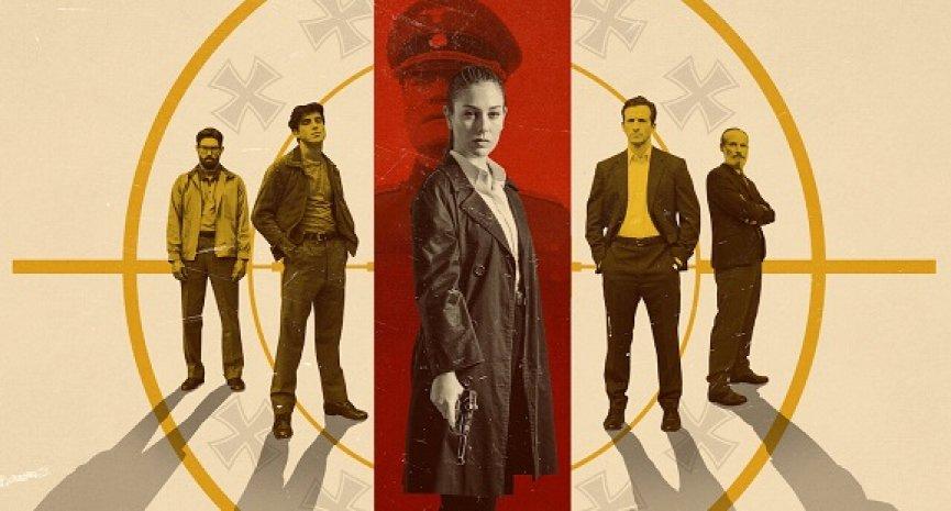 Netflix推出最新西班牙影集《美洲豹》!《接線女孩》布蘭卡蘇拉茲為父復仇