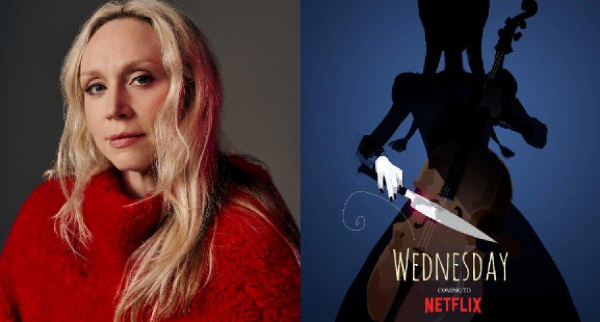 Netflix阿達一族影集《Wednesday》曝新卡司!《冰與火之歌》「布蕾妮」遇昔日同窗魔蒂夏