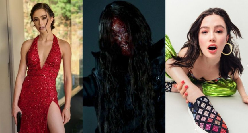 《疾厄》「惡魔」真面目曝光!24歲烏克蘭長腿美女超搶鏡