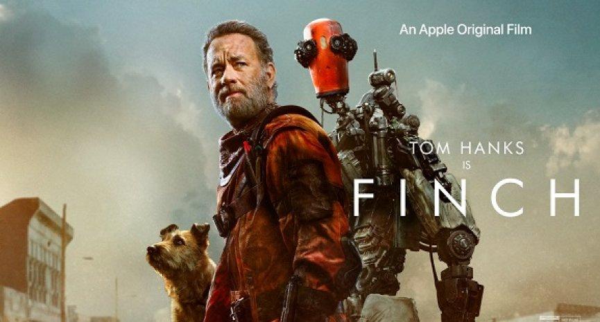 人、狗、機器人踏上末日之旅!Apple TV+公開湯姆漢克斯最新力作《芬奇的旅程》正式預告