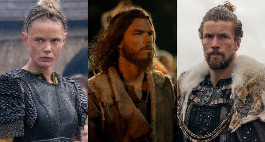 Netflix首曝《維京傳奇:英靈神殿》片段!《維京傳奇》衍生劇2022年上線