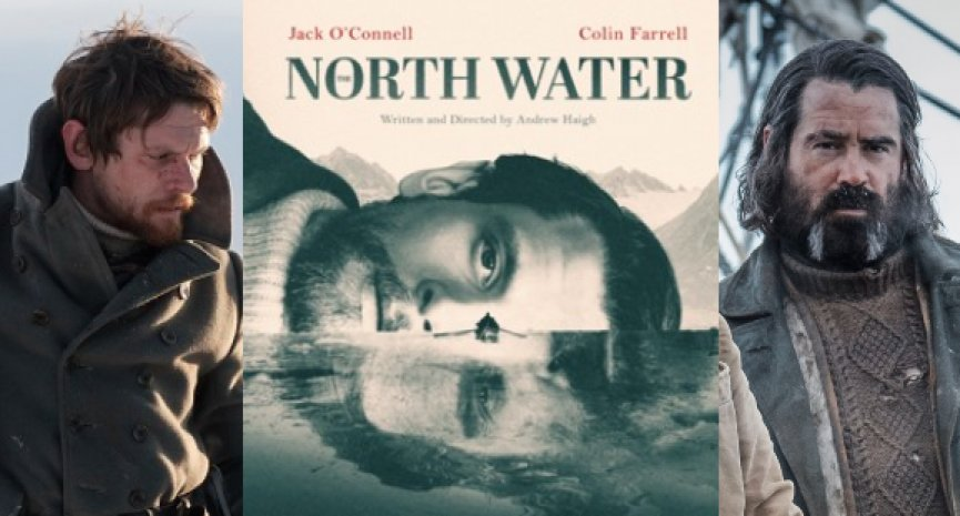 BBC驚悚巨作《北海鯨夢》全台熱播!柯林法洛挑戰北極跳海