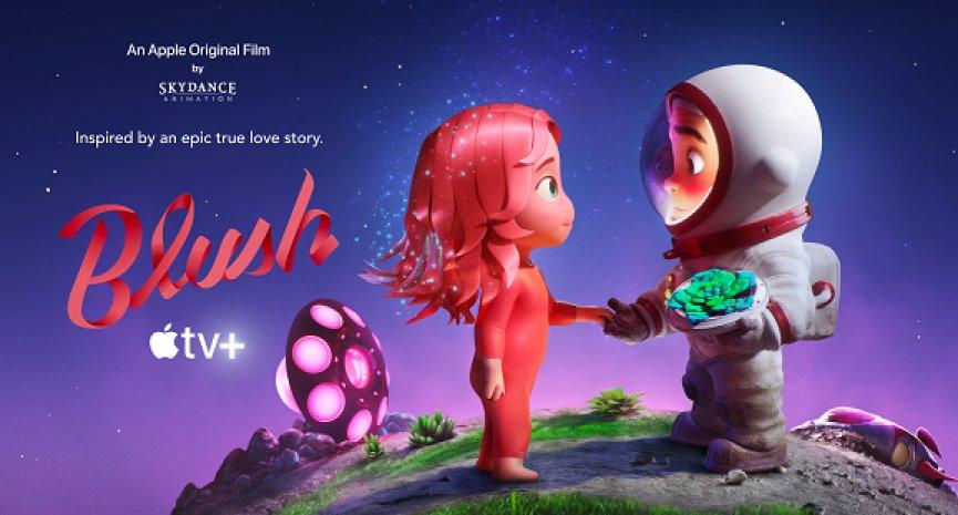 Apple TV+暖心獻映《在星際間遇見你》!《玩具總動員》當代動畫大師親自指點