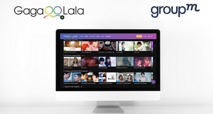 同志影音串流平台GagaOOLala聯名全球最大廣告代理 創造同志友善環境