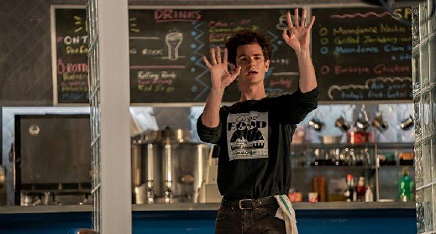 《漢米爾頓》主創首部執導長片!安德魯加菲主演Netflix電影《倒數時刻》曝正式預告
