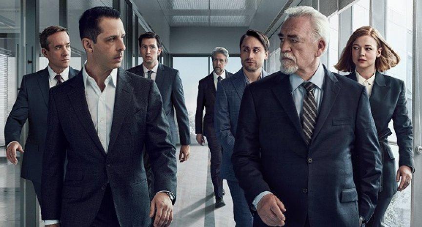 艾美獎影集《繼承之戰》回歸!全新第三季獨家於HBO GO上線