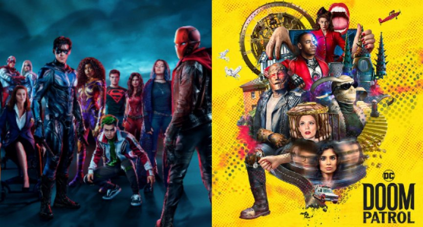 DC超級英雄故事未完!HBO Max續訂《泰坦》、《末日巡邏隊》第四季