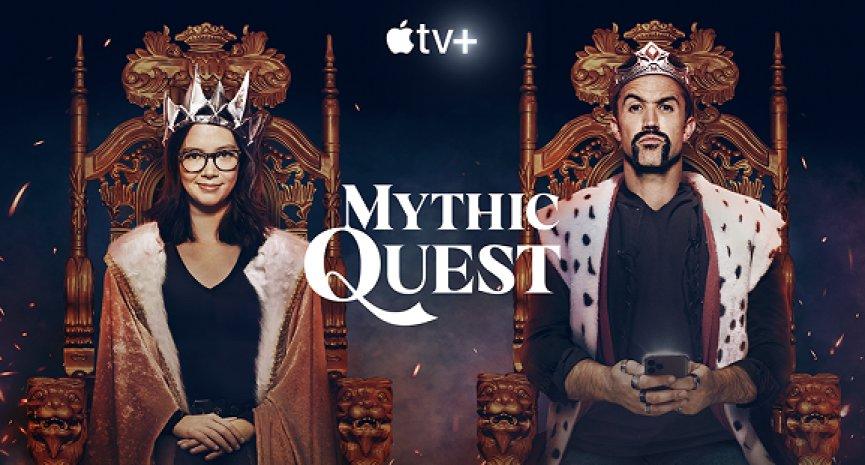 好評喜劇影集演下去!Apple TV+續訂《神話任務》第三、四季
