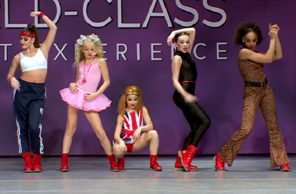 Dance Moms: Group Dance: Tell Me What You Want (S5, E13)   Lifetime