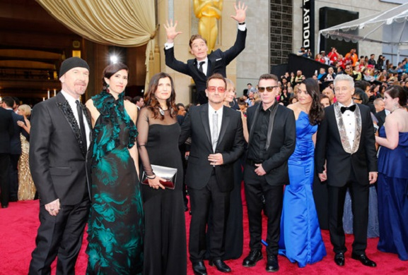 Here Is Every Photobomb at the Oscars (Including the New King of Photobombing, Benedict Cumberbatch)