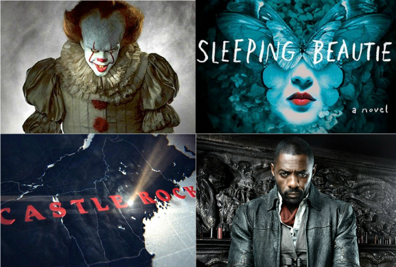 Stephen King,IT,Dark Tower,Castle Rock,Sleeping Beauties