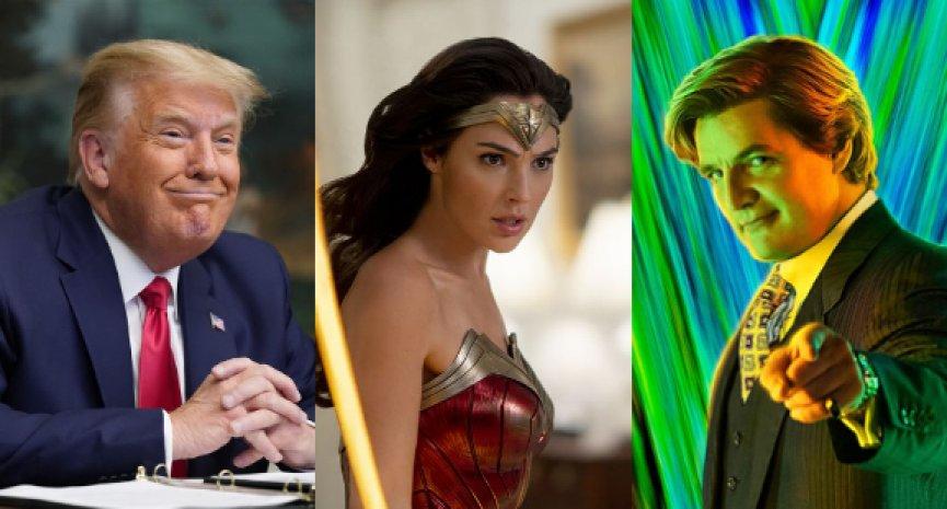 《神力女超人1984》反派參照川普?蓋兒加朵回應外界揣測
