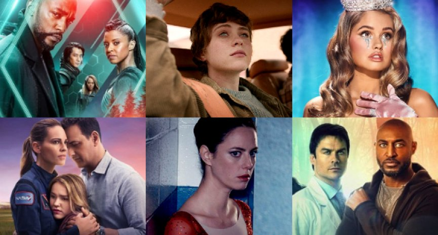 這些劇超短命!2020年度Netflix取消的26部影集