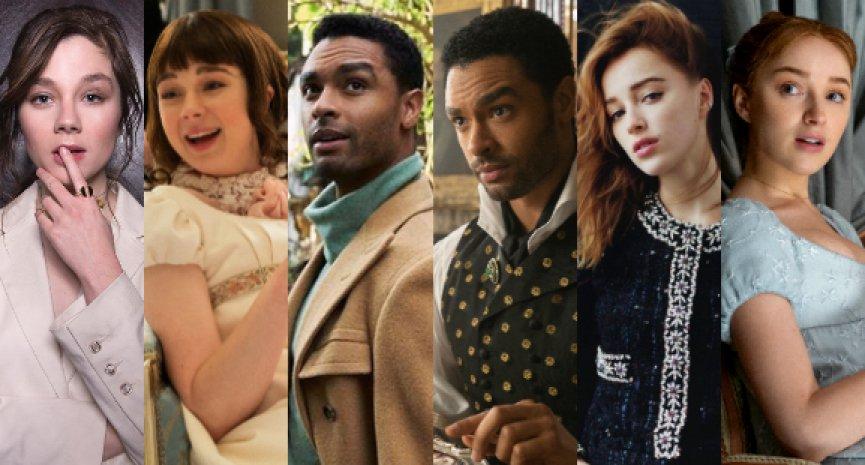 《柏捷頓家族》卡司爆紅!15位演員古裝vs時裝對比