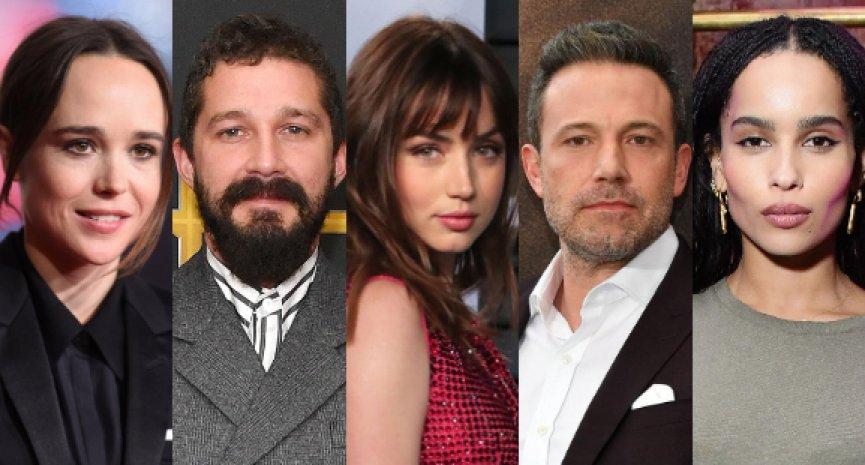 邁向新年就分手!2021年戀情告吹的好萊塢明星檔