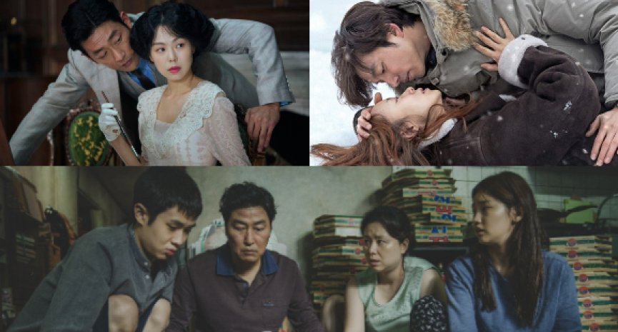 Netflix韓國電影片單推薦!孔劉大尺度作品《關不住的誘惑》、《寄生上流》必看