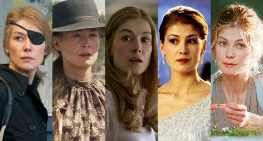《控制》心機女變《詐欺女王》!羅莎蒙派克回顧演藝生涯十大最難忘角色