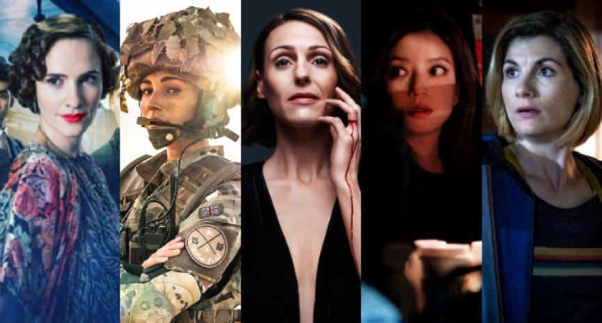 歡慶國際婦女節!BBC STUDIOS x myVideo祭出3月必追「女力影集」