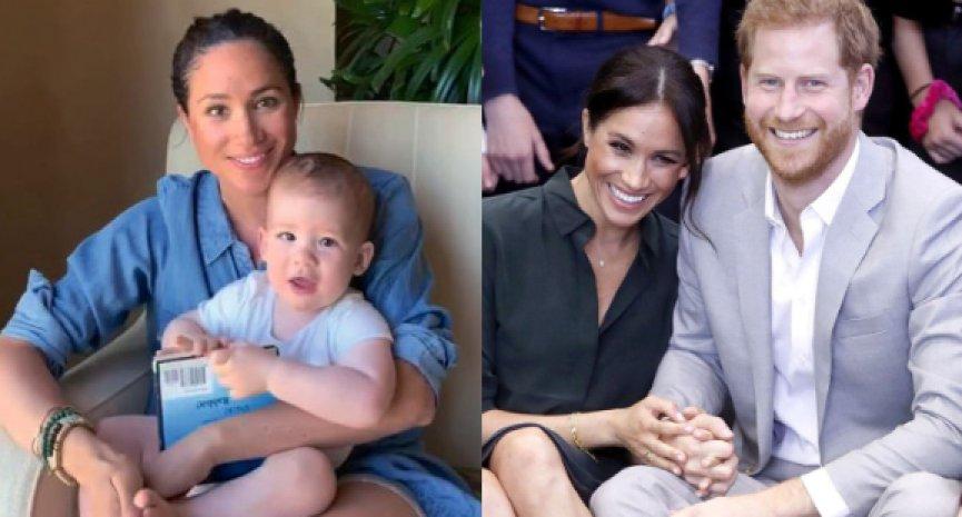 哈利王子與梅根驚爆9大秘密!懷孕期間想自殺、王室成員談論亞契「膚色太黑」