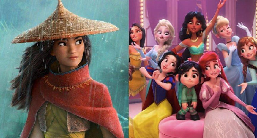 「拉雅」想當迪士尼公主不簡單!《冰雪奇緣》艾莎、安娜沒被加冕、「她」血統不純慘被退團