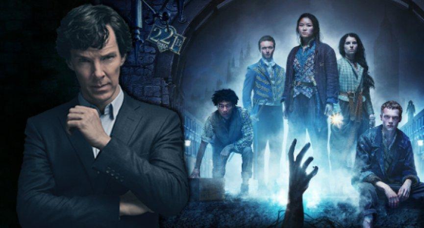 Netflix影集《貝克街游擊隊》暗黑上線!四大「福爾摩斯」主題影視精選