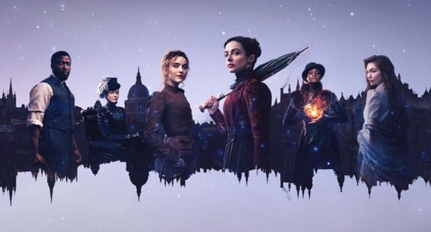HBO新劇《不朽者》5大看點介紹!維多利亞時代的超能女子反抗壓迫