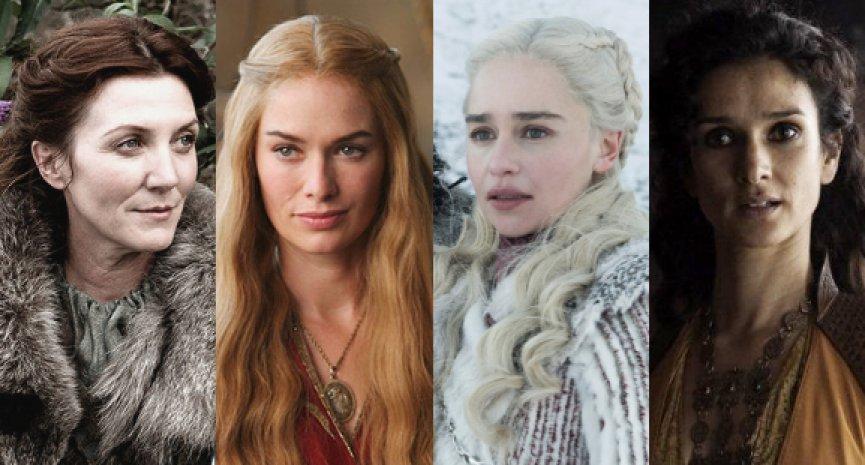 《冰與火之歌》十位母親角色排名!「丹妮莉絲」堅強護龍登上第四