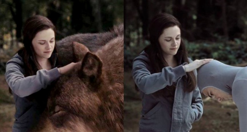 關特效秒變搞笑片!10組電影劇照「前後對比」公開