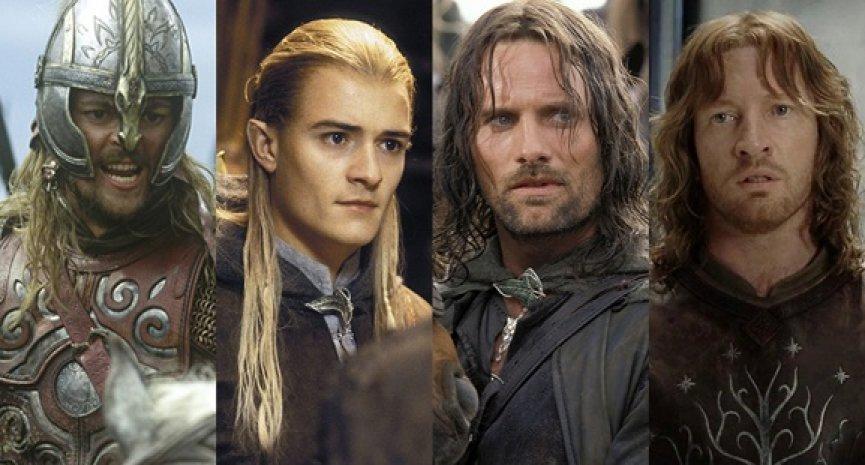 挖掘《魔戒》三部曲角色的性感瞬間!「勒苟拉斯」男色指數爆表