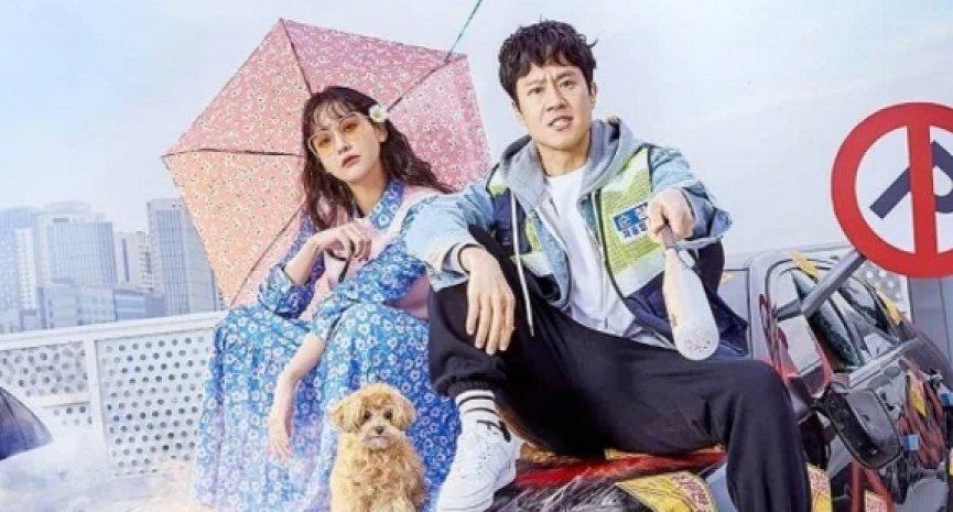 2021最爆笑紓壓韓劇《不瘋不狂不愛你》6大看點:「兩個精神病相遇的搞笑故事!」