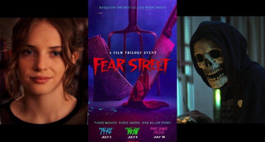 Netflix驚悚電影《恐懼大街》5大看點!當《怪奇物語》遇上《驚聲尖叫》
