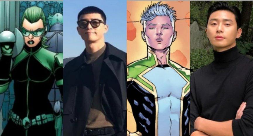 朴敘俊爆加盟《驚奇隊長2》?外媒預測「3大可能角色」韓國籍天才少年、蟑螂人呼聲高