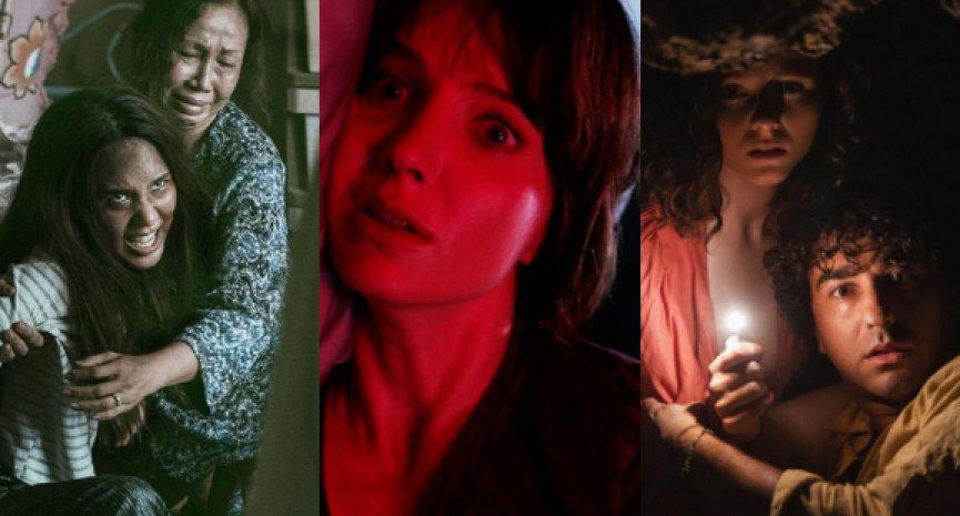 泰國邪教《薩滿》、溫子仁《疾厄》接連上映!2021年鬼月10部必看恐怖電影